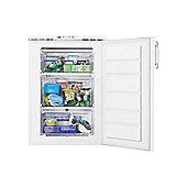 Zanussi ZFT11110WA Freezer, 595mm, A+ Energy Rating, White