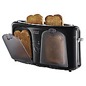 Russell Hobbs 19990 2 Slice Toaster - Black