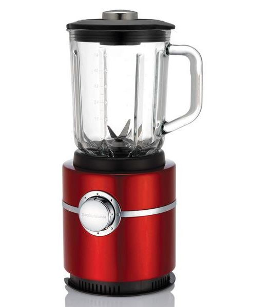 Morphy Richards accents red table blender