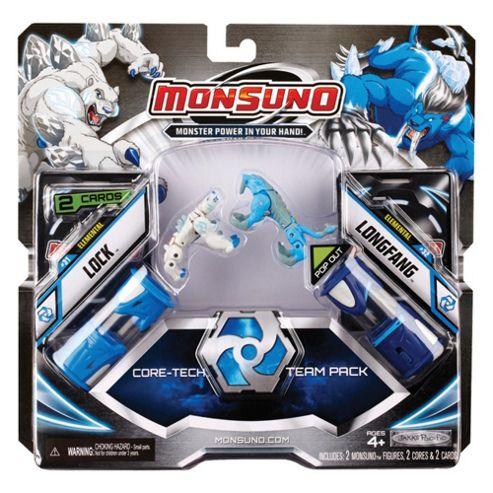 Monsuno Core Combat 2 Pack Lock