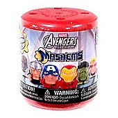 Avengers Mashems Series 1 Squishy Mini Figure [1 Random Figure]