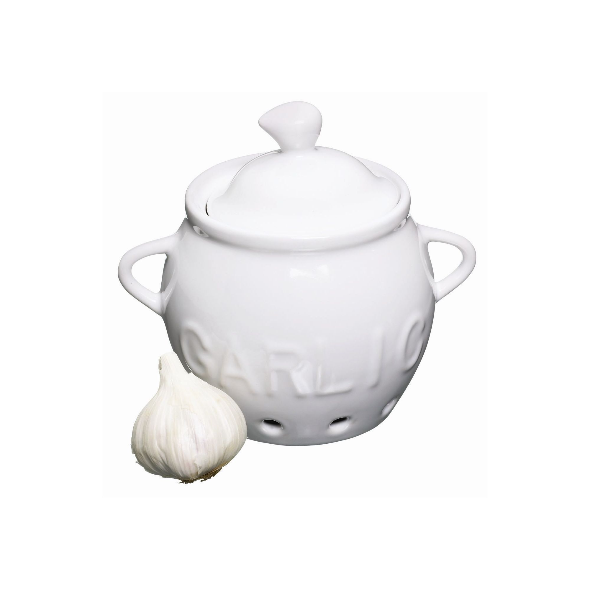 KitchenCraft Garlic Storage Pot