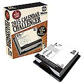 Mensa Calendar Challenge