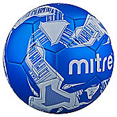 Mitre Flare Size 5 Ball, Blue