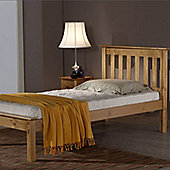 Denver Single Bed - Pine