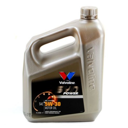 Synpower Fully-Synthetic 5W30 Engine Oil (4 Litre)