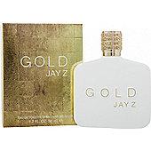 Jay Z Gold Eau de Toilette (EDT) 50ml Spray For Men