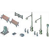 Urban Accessories 1:72 - 6146 - Italeri