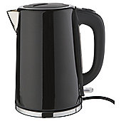 Tesco Stainless Steel Jug Kettle - Black