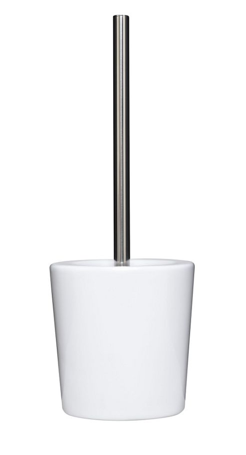 buy mainstream by aqualona toilet brush holder from our. Black Bedroom Furniture Sets. Home Design Ideas