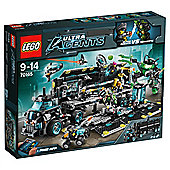 LEGO Agents Mission HQ 70165