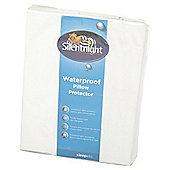 Silentnight Waterproof Pillow Protector Twinpack