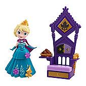 Disney Frozen Little Kingdom Elsa with Throne