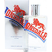 Lonsdale Eau de Toilette (EDT) 100ml Spray For Men