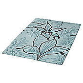 Ultimate Rug Co Floral Art Cella Rug - 120 cm x 170 cm (3 ft 11 in x 5 ft 7 in)