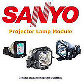 Sanyo Replacement Lamp Module for PLCXW57 Projector 6103400341