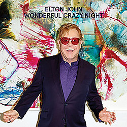 Elton John - Wonderful Crazy Night - Deluxe Edition