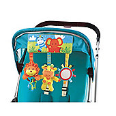 Mothercare Safari Magnetic Travel Toy