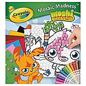 Crayola - Moshi Monsters Mosaic Madness
