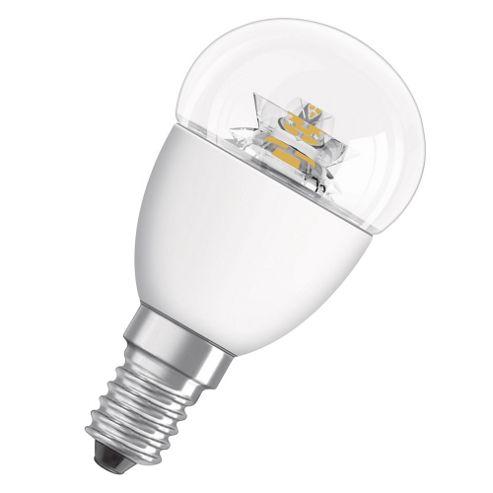 buy osram led light bulbs 40w screw e14 mini globe pack of 6 from our all light bulbs range. Black Bedroom Furniture Sets. Home Design Ideas