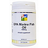 Nutrigold Marine Fish Oil 1000Mg 120 Capsules