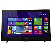Acer Aspire Z1-601 18.5-inch All-In-One Desktop, Intel Celeron, 4GB RAM, 500GB - Black