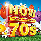 Various Artists Now That's What I Call 70's (2CD)