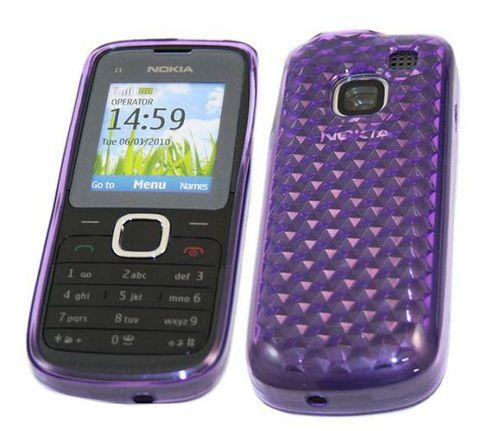 ProGel Skin Case - Nokia C1-01 - Purple