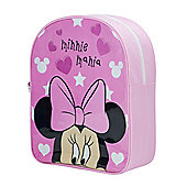 Minnie Mouse Backpack - Pink