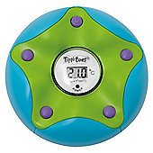 Tippitoes Bath Thermometer (Blue/Green)