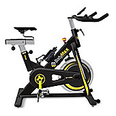 Bodymax B15 Black Indoor Cycle Exercise Bike With Free LCD Monitor