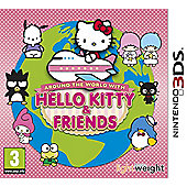 AROUND THE WORLD WITH HELLO KITTY (3DS)