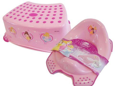 Buy Disney Princess Toddler Toilet Training Seat Amp Step