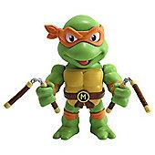 """Metals Die Cast Teenage Mutant Ninja Turtles: 4"""" Figure Michaelangelo"""