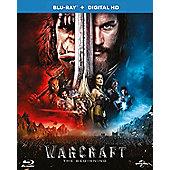 Warcraft 2D Blu-ray