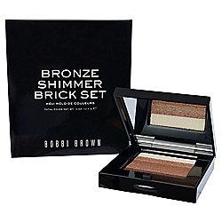 Bobbi Brown Bronze Shimmer Brick Set