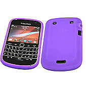 SoftSkin Skin Case - BlackBerry 9900 Bold Touch - Purple
