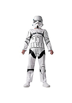 Rubies - Storm Trooper - Child Costume 7-8 years