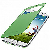 Galaxy S4 S View Cover Lime