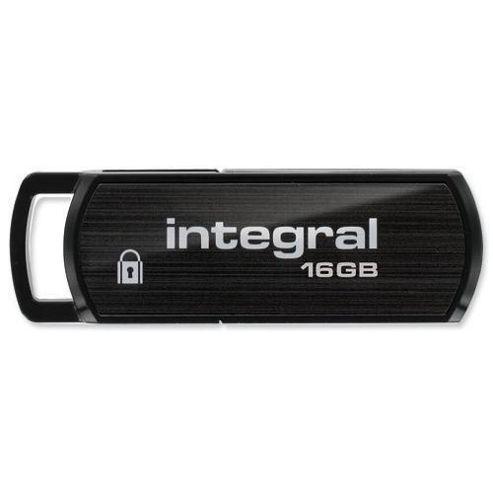 Integral 16GB Secure 360 USB Flash Drive