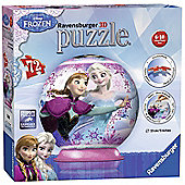 Frozen - 3D Puzzle Ball - 72pc