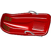 Mad Dash Baracuda Sledge - Red