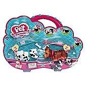 Pet Parade Twin Pack - Dalmatian & Yorkshire Terrier