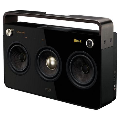 TDK 3 Speaker Boom Box