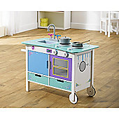 Plum® Cook-a-lot Trolley Wooden Kitchen
