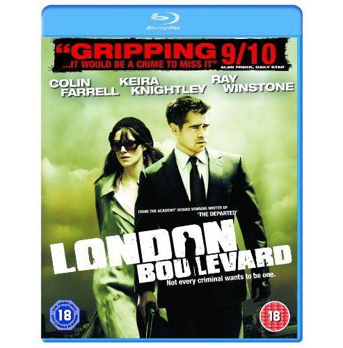 London Boulevard Blu Ray