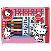Hello Kitty Large Stamper Set