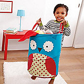 Skip Hop Zoo Pop-Up Hamper Owl