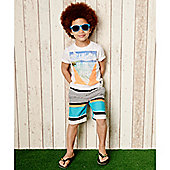 Baby K Baby Boy's Stripe Swim Shorts Size 12-18 months