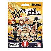 WWE Stackdown Blind Bag, 1 Random Bag Supplied